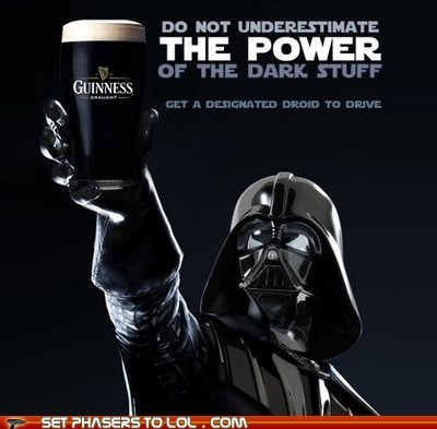 best of the week,darth vader,do not underestimate,guinness,star wars,the dark side