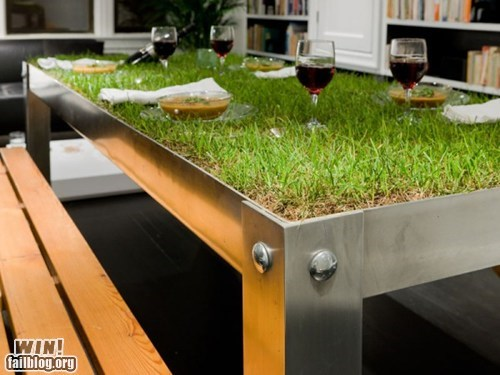 design food grass table Turf - 5590941696