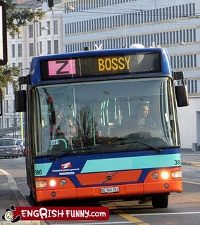 bossy bossy bus engrish funny get on board now g rated public transportation translations