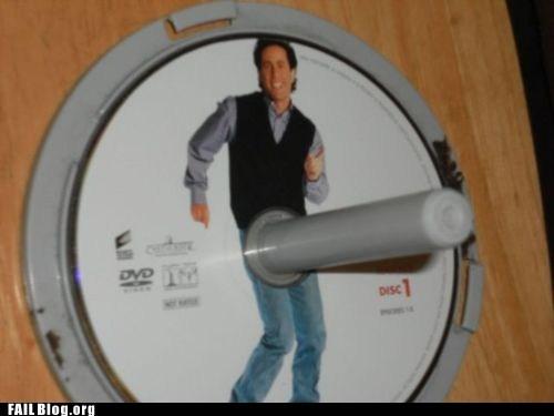 classic DVD p33n seinfeld - 5591309824