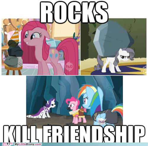 friendship rocks tom TV villian - 5591866368