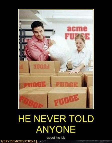 fudge hilarious job packer wtf - 5591892480
