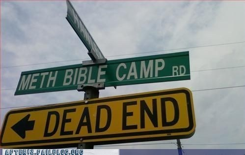 after 12,bible camp,dead end,drugs,g rated,meth,missionary,Party