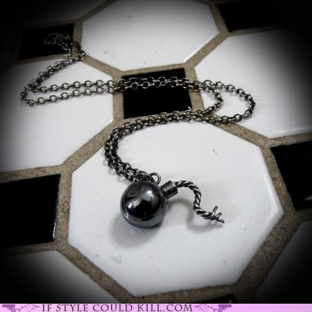 bomb cool accessories necklaces - 5592142080