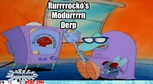 90s cartoons Movies and Telederp rockos-modern-life TV - 5592163584