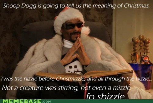 Snoop Dogg Christmas.A Snoop Dogg Christmas Memebase Funny Memes
