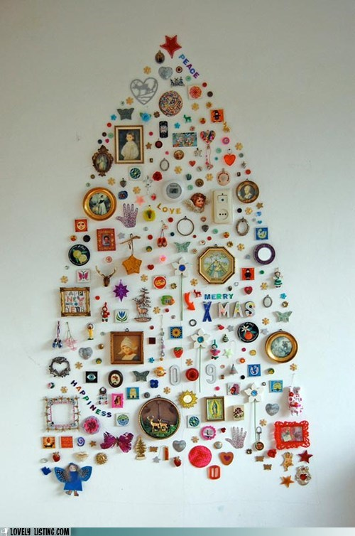 christmas creative decor holidays tree - 5592571392