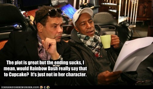 craig charles,cupcake,danny john-jules,dave lister,fanfiction,MLP,rainbow dash,red dwarf,the cat