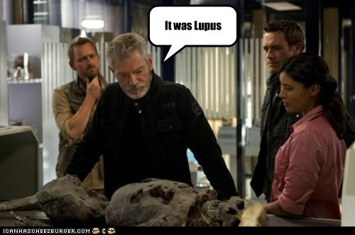 It was Lupus