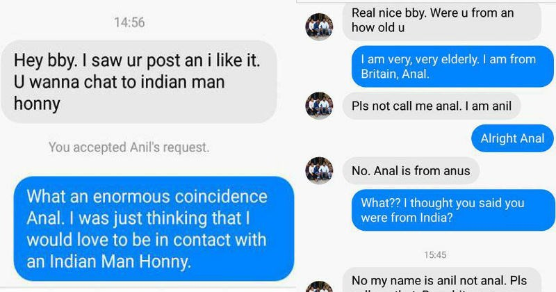 art of trolling trolling conversation facebook facebook scammer ridiculous texting funny - 5593605