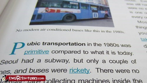 pubic,Pubic transportation,typos