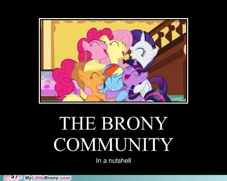 brony community love and tolerance nutshell ponies snakeman1992 - 5594633216