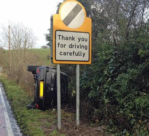 cars crash fail nation g rated irony signs - 5594709760
