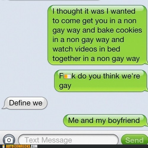 cookies,gay,homophobic,videos