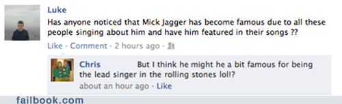 facepalm,famous,mick jagger,Music,rolling stones