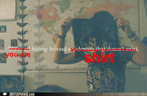 hipster hipster edit T.Shirt - 5595155200