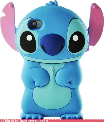 best of the week case character disney iphone lilo and stitch stitch - 5595343872