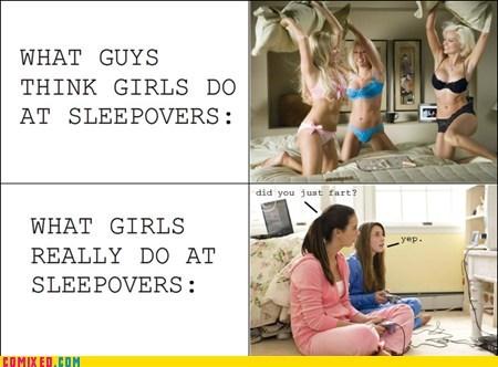 best of week hawt pillow fight poop sleepover the internets - 5595373568