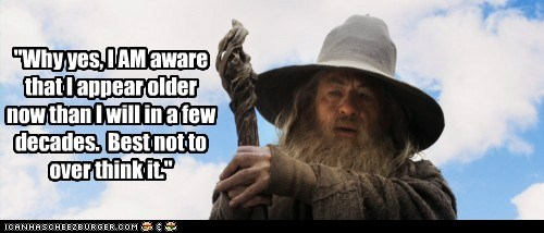 aging decades gandalf ian mckellan magic older think