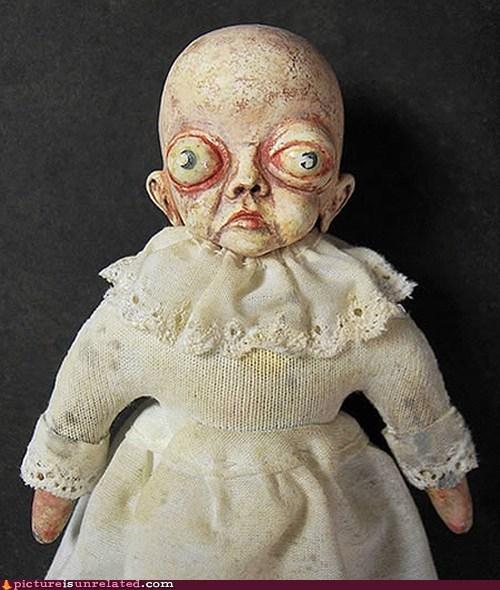 Babies creepy cute wtf - 5595710976