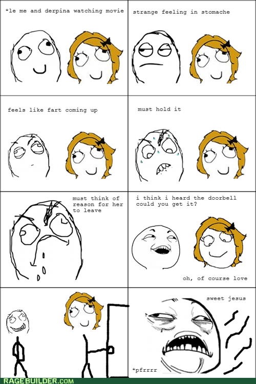 dating,fart,I see what you did there,Rage Comics,sweet jesus have mercy