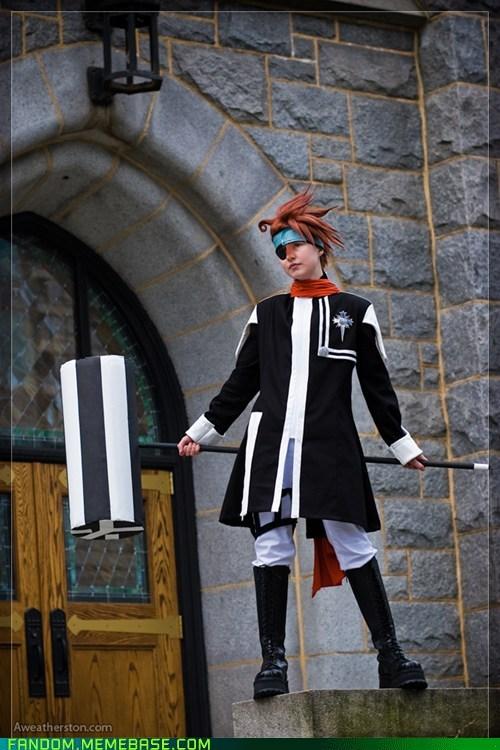 cosplay D.Gray-man kanda lavi miranda - 5596207872
