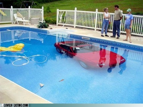 art,pool car,sculpture
