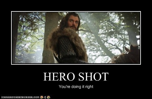 hero richard armitage The Hobbit thorin oakenshield youre-doing-it-right - 5596335104