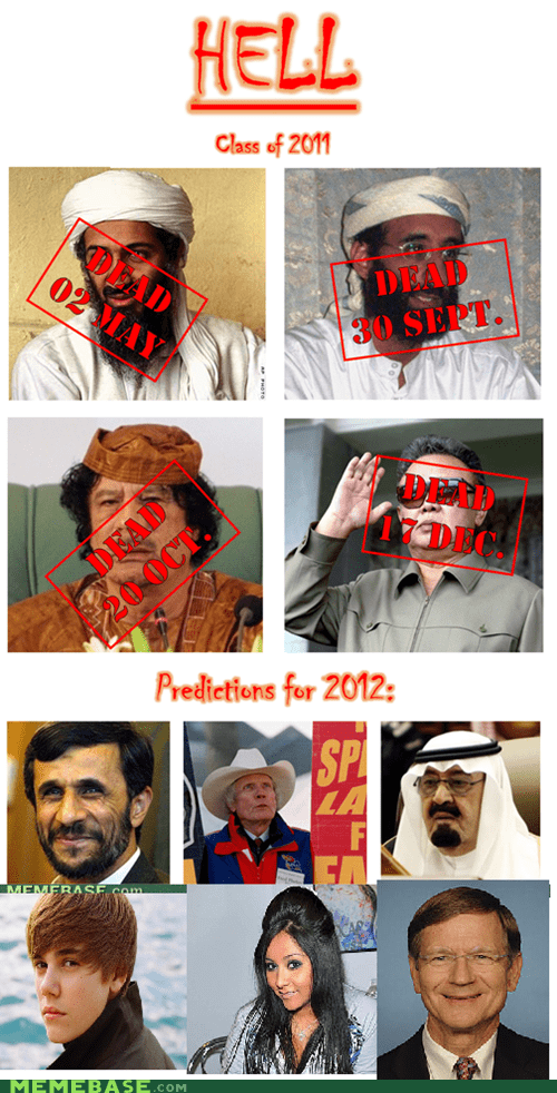 dead hell Memes predictions terrorists - 5596362752