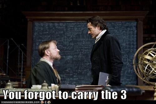 You forgot to carry the 3
