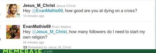 evan mathis followers jesus Memes wins - 5596556288