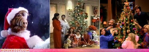 around the interwebs Awkward christmas sitcoms the fw