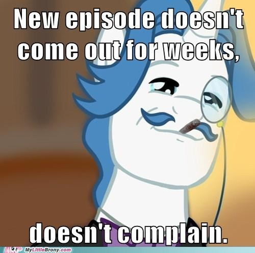 delay Good Guy Greg meme new episode pony - 5596815616