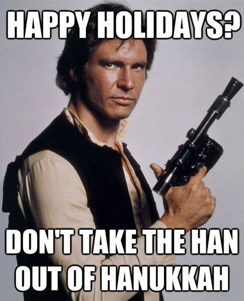 Don't Take the Han Out