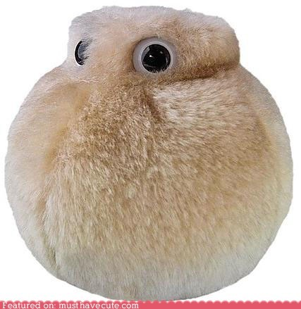 Fat Cell Plush Toy