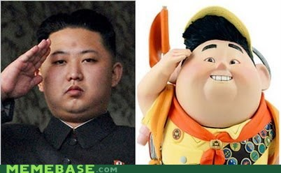 disney,kim jong-un,Memes,movies,up