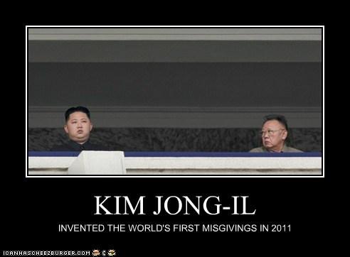 Kim Jong-Il,kim jong-un,political pictures