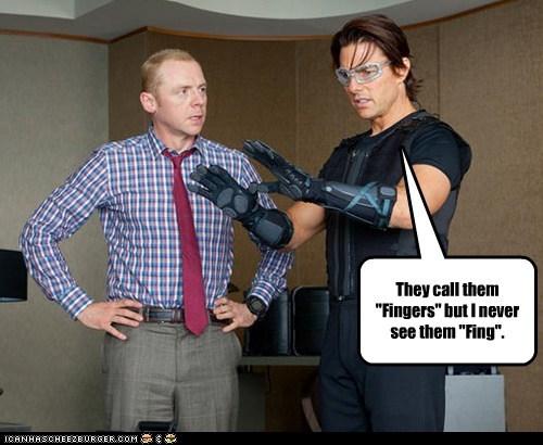 actor celeb funny Simon Pegg Tom Cruise - 5599614720