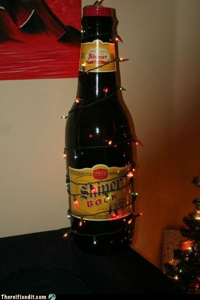 alcohol,beer,christmas,lights