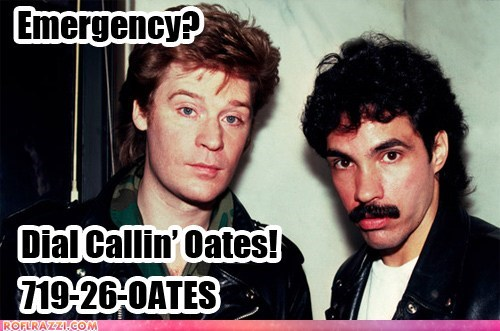 80s celeb funny hall and oates Music - 5600213504