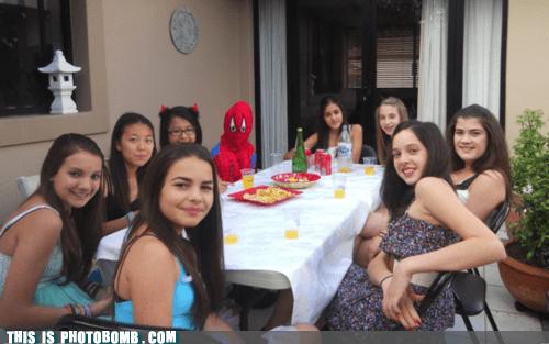 costume dinner dressup Spider-Man - 5600236800