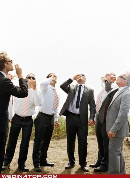 shots,Groomsmen,booze,toast