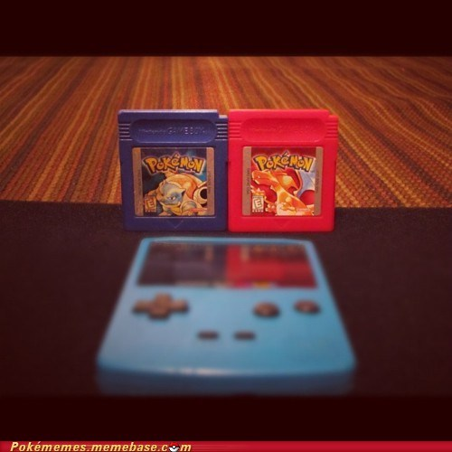 blue crossover gameboy red the matrix - 5600758784