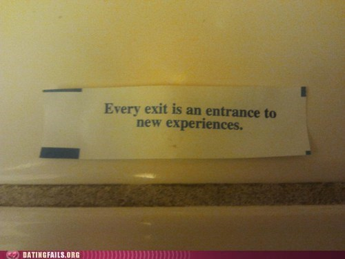 entrances exit fortune cookie girlfriend in the butt - 5601074944