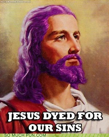 died double meaning dyed Hall of Fame homophone jesus literalism sins - 5601169664