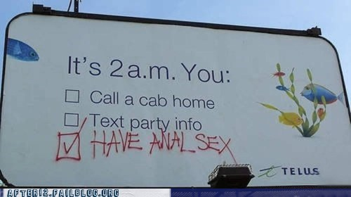 billboard,cab,decisions,Party,sexy times