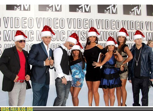 christmas jersey shore merry christmas - 5601878272