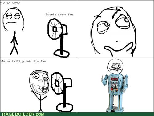 fan me gusta Rage Comics robot - 5602286848