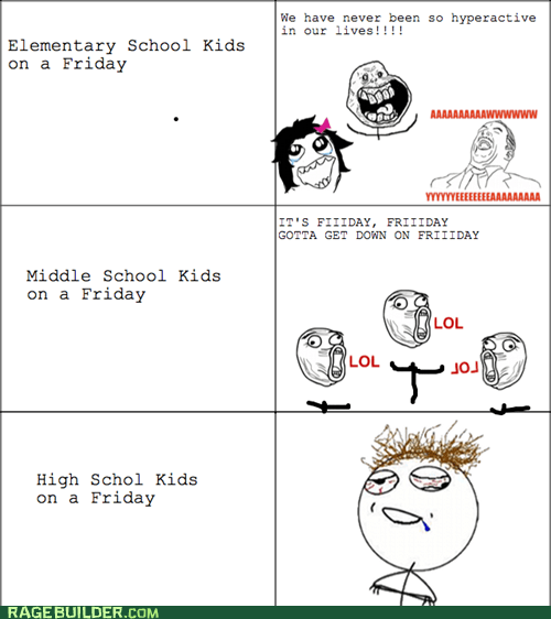 challenge completed forever alone Rage Comics truancy story - 5602334720