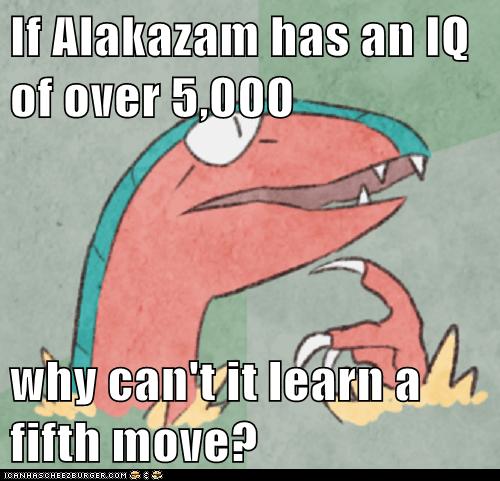 alakazam IQ meme Memes philosoarcheops - 5603299328